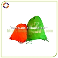 Volume supply good quality sheer mesh drawstring gift bags