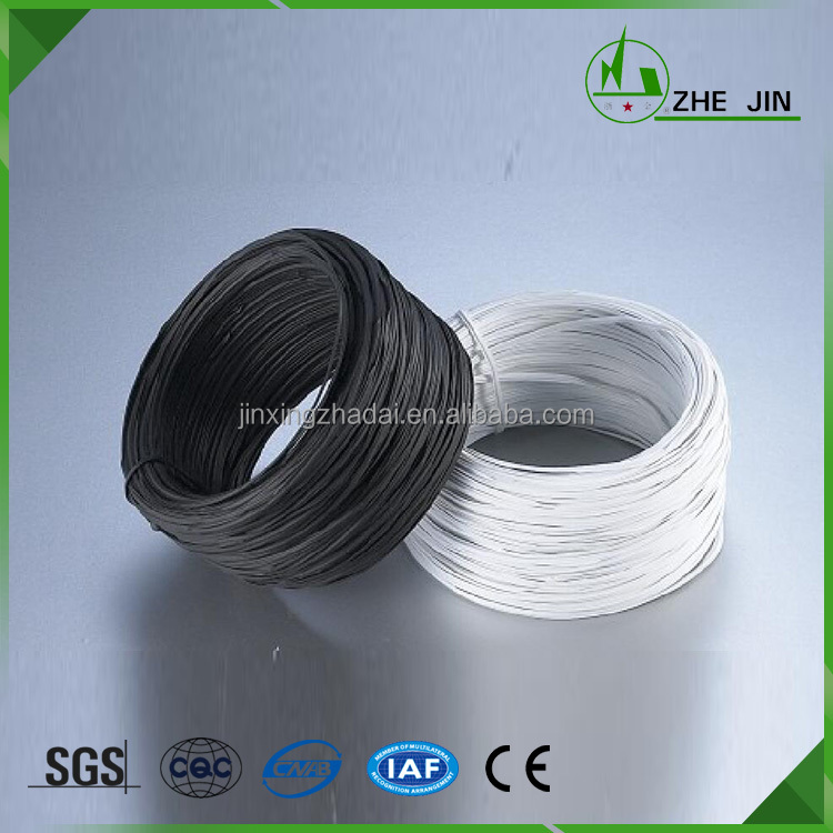 Zhe Jin Practical Popular New Arrived Wholesale Plastic Twist Ties Wire