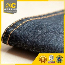 Light 100% cotton denim fabric from chinese factory for shirts
