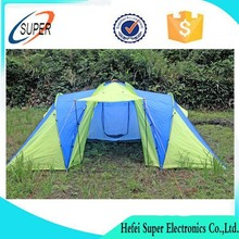 2016 outdoor inflatable camping tent for family