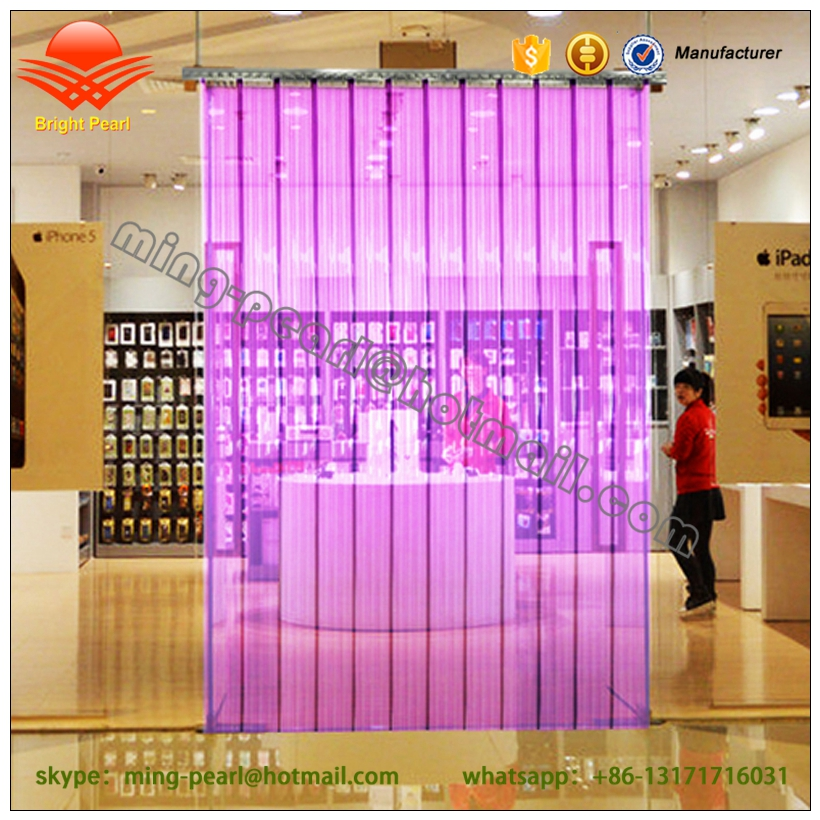freezer cold room pvc strip door curtain