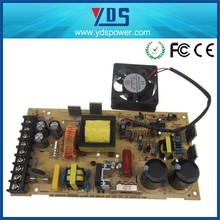 AC input 48v 10a 480w Series industrial lcd tv power supply board with short-circuit and overload protection made in China