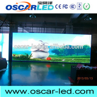 New design outdoor led clock time date temperature sign Oscarled subway led sign with low price