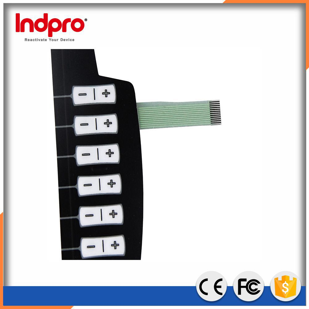 New style 00-168-334 capacitive keypad switch touch membrane
