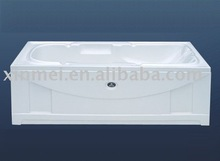 acrylic bathtub,apron bathtub, bathtub with skirts