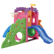 Cheap Day Care Center Plastic Outdoor Playground