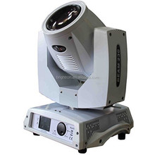 White Housing 230w 7R Sharpy Beam Moving Head Light For Stage Disco Club Show Dj Wedding