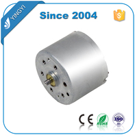 Factory price 6v electric mabuchi carbon brush dc motor