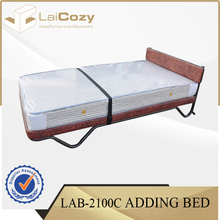 Factory Hot Sale Quality Cheap Single Hotel Extra Bed And Folding Bed