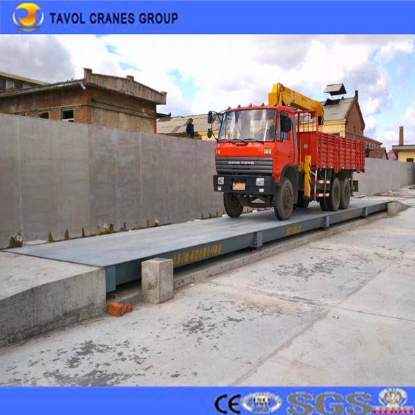 China 50 ton weighbridge manufacturer