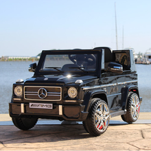 Hot selling toys licensed Mercedes G wagon toys electric ride on cars toy kids