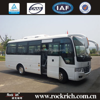 25 seat dongfeng brand diesel china supplier new passenger bus