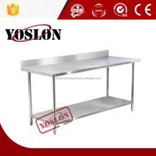 Kitchen Prep work Table sales in china All Stainless Steel