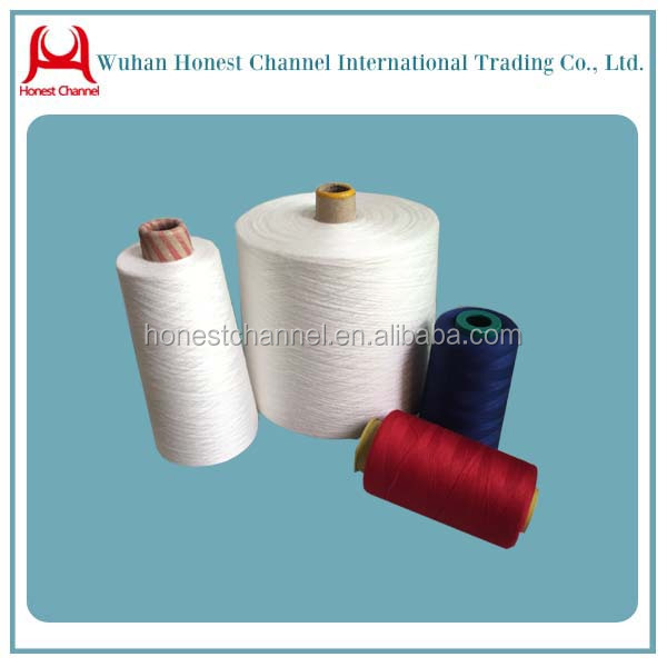 China textile factory hubei makou sewing thread