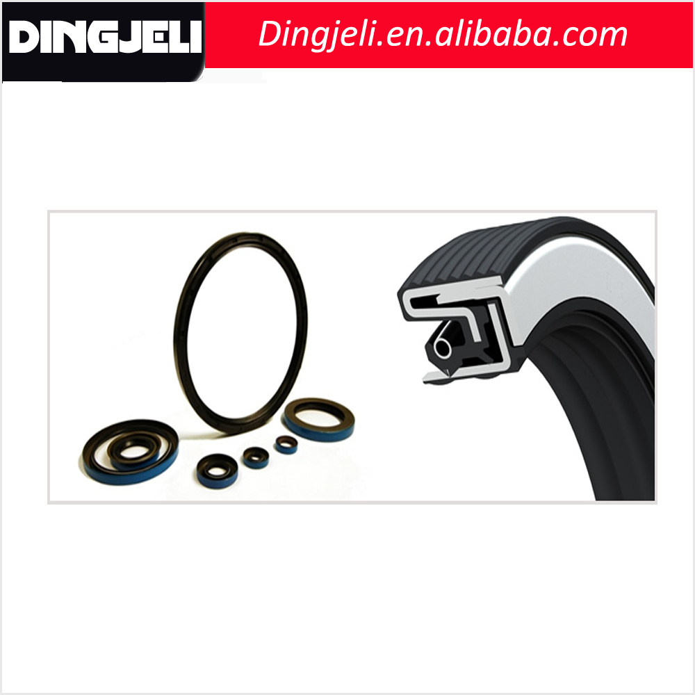 Car Parts Silicone Rubber Gearbox Popular National Oil Seal Catalog