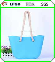New Fashion Silicone bag for girls