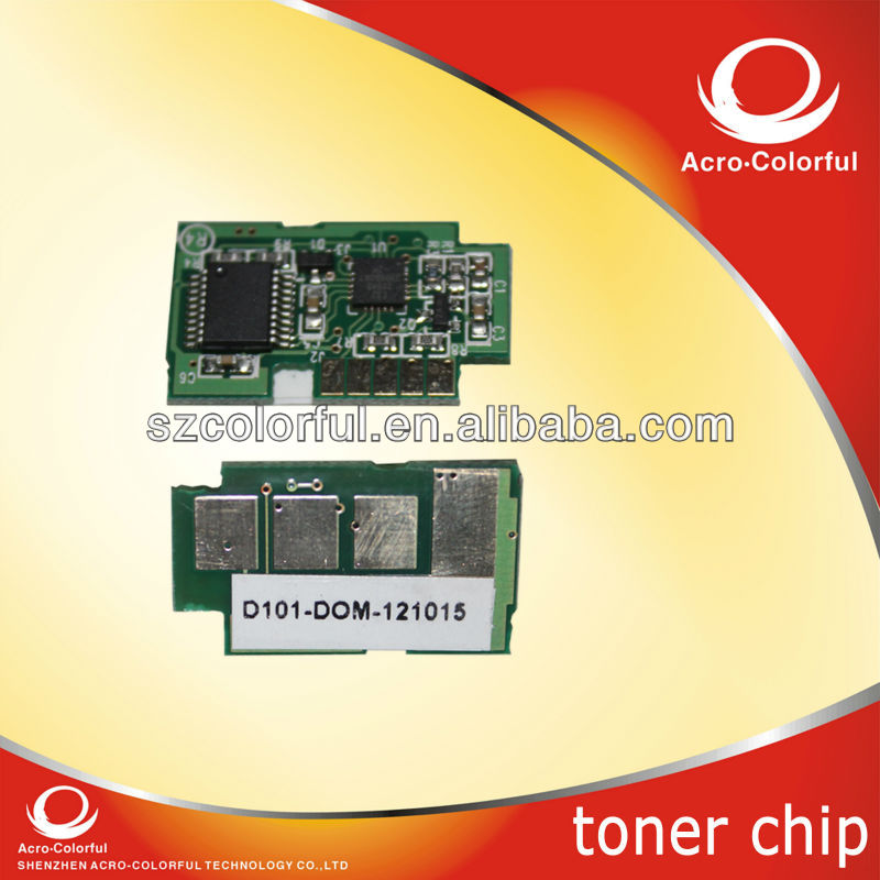 T506 CLP-680 clx 6260 CLX-6260FR Compatible color printer reset toner cartridge chip for Samsung T506