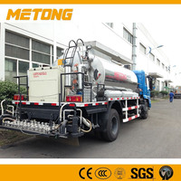 Metong official 8 ton Automatic Asphalt Distributor Truck for sale