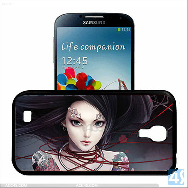 3D Personality cartoon back Hard Case Cover for Samsung Galaxy S4 I9500 P-SAMI9500HC065