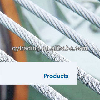 High quality Elevator wire rope