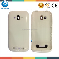 Wholesale Original White Back Housing For Nokia Lumia 610 Back Cover, Replacement Battery Back Cover For Nokia 610 Housing