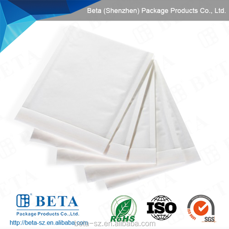 Best Selling White Poly Bubble Mailers OEM