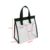 New Arrival Clear Lunch Bags Tote Waterproof PVC Vinyl Lunch Box Bag for Kids (YCFO)