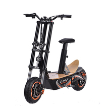 Luxury speedy two wheel stand up 500w 1500w 2000 watt electric scooter oem