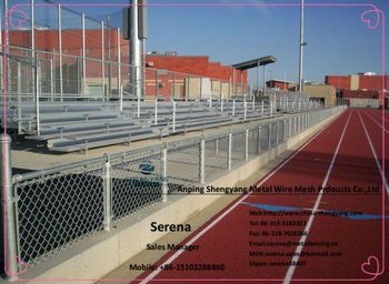 china athletic / soccer / baseball field fence