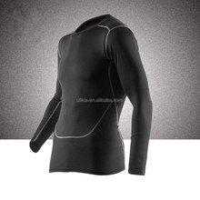 Men's Long Sleeve Cool Dry Compression Baselayer T-Shirt