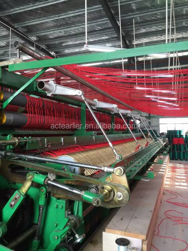 3mm soccer ball/football equipment field netting pp material netting