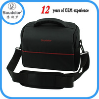 New Fashion DSLR SLR Digital Camera Bag Case Message Shoulder Bag