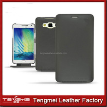beautifully crafted genuine leather case for samsung galaxy A7,phone case Designed specifically for the sansung A7