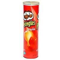 Cardboard Aluminum Foil Food Paper Tube Potato Chips Can Paper packaging
