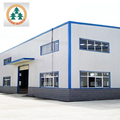Sales Promotion Steel Construction Prefab Auto Workshop Design