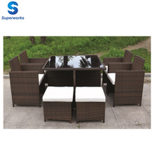Outdoor Rattan Coffee Table Rattan Patio Set