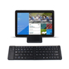 Bluetooth Foldable Keyboard BCM20730 with mobile holder for iPad MAC Android Windows