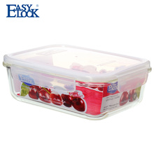 Container: looking for agents to distribute our products heat-resistant microwave glass container food with locks