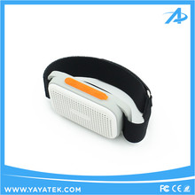 Universal hot selling portable smart sport armband bluetooth speaker