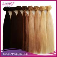 Weaves Bundles Peruvian And Brazilian Human Hair Wholesale ,22 Inch Clip In Colored Human Hair Extensions