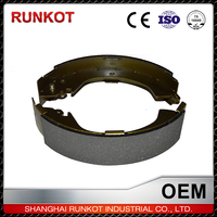 Customized Low Cost 4709 Brake Shoe