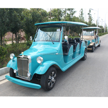 Chinese New Type Pure Electric Car For Community