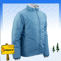 JHDM-1641 baby's blue lightweight down jacket and coat