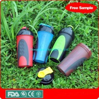 New design hot sale protein shake joyshaker bottle with custom logo and sample OEM