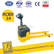 Excellent quality cheap price rent small electric pallet trucks