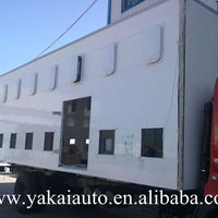 Composite Mini Insulated Truck Body