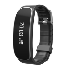 2017 winait hot sell Heart rate monitor ip65 Bluetooth Bracelet H29 bluetooth pedometer