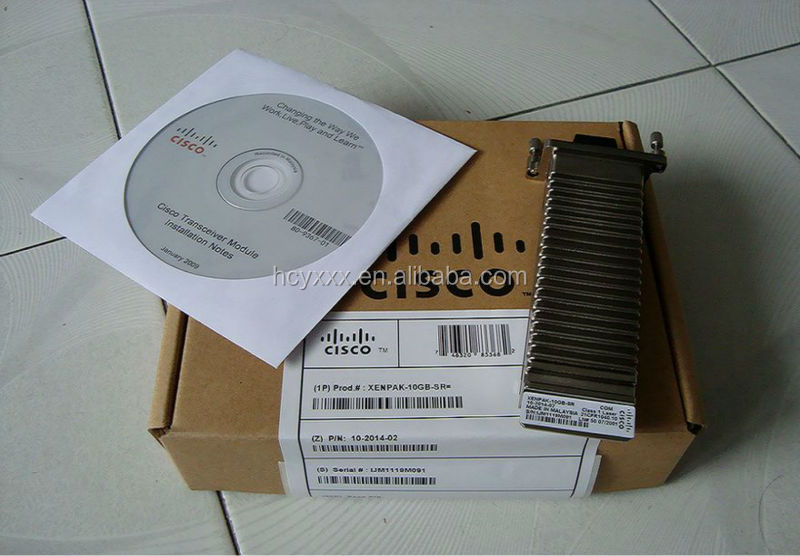 Second hand Used Cisco XENPAK-10GB-ER Network Modules