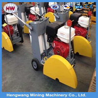 Hengwang flexible road repair slitting machine