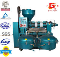 cooking equipment cocoa oil cotton seed oil mill machinery oil extraction machine